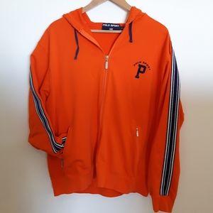 Vintage Polo Ralph Lauren Zip Up Hoodie